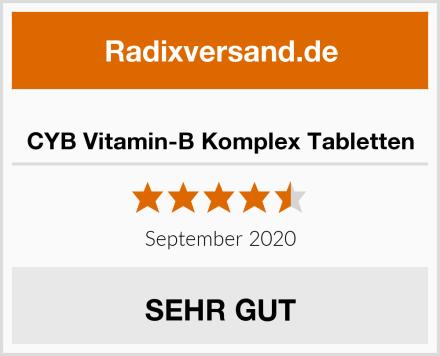 CYB Vitamin-B Komplex Tabletten Test