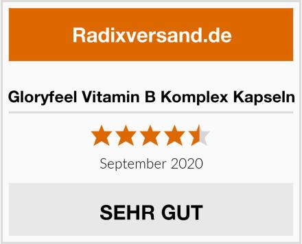 Gloryfeel Vitamin B Komplex Kapseln Test
