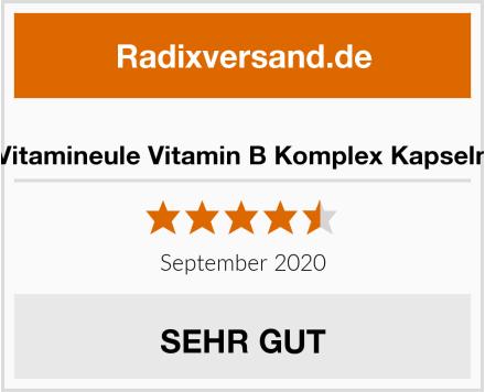 Vitamineule Vitamin B Komplex Kapseln Test