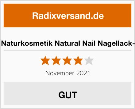 LOGONA Naturkosmetik Natural Nail Nagellack-Entferner Test