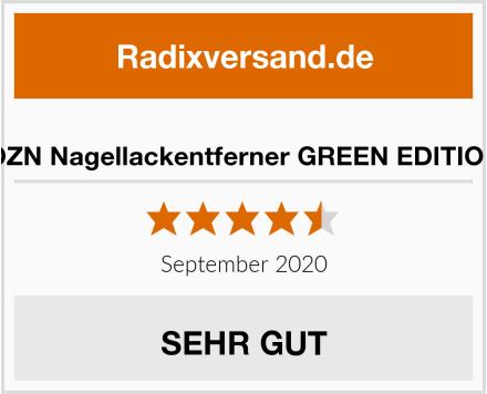 OZN Nagellackentferner GREEN EDITION Test