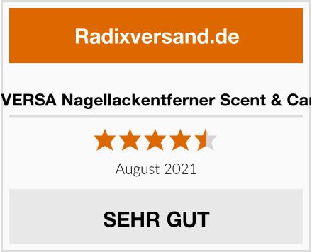 OVERSA Nagellackentferner Scent & Care Test