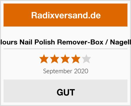 LR-Lucky Colours Nail Polish Remover-Box / Nagellackentferner Test