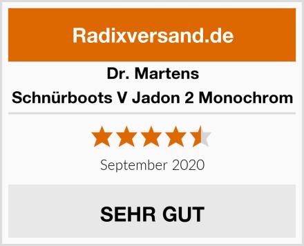 Dr. Martens Schnürboots V Jadon 2 Monochrom Test