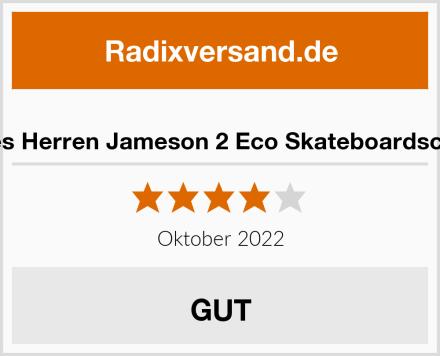 Etnies Herren Jameson 2 Eco Skateboardschuhe Test