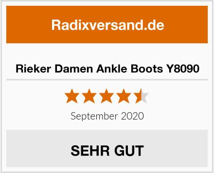 Rieker Damen Ankle Boots Y8090 Test