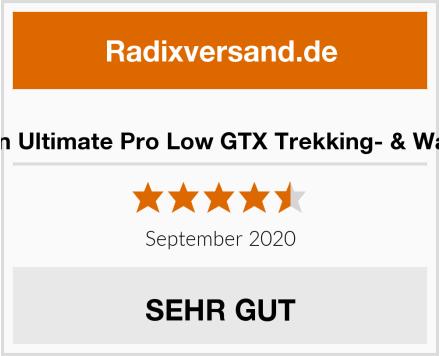 Mammut Herren Ultimate Pro Low GTX Trekking- & Wanderhalbschuh Test