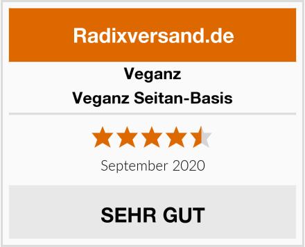 Veganz Veganz Seitan-Basis Test