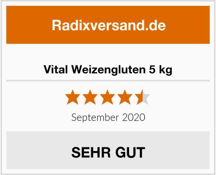Vital Weizengluten 5 kg Test