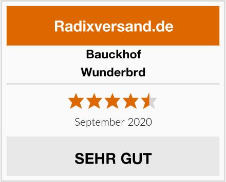 Bauckhof Wunderbrd Test