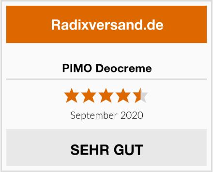 PIMO Deocreme Test