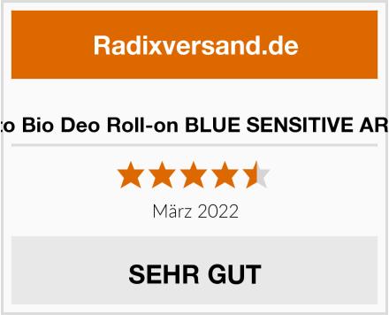myrto Bio Deo Roll-on BLUE SENSITIVE ARGAN Test