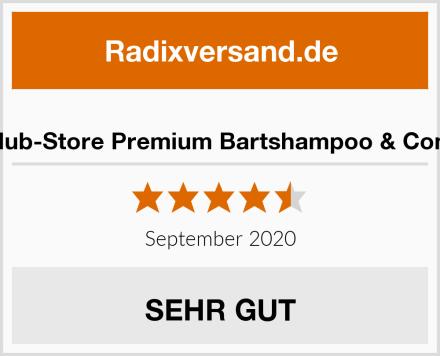 Beard Club-Store Premium Bartshampoo & Conditioner Test