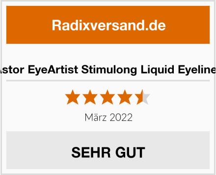 Astor EyeArtist Stimulong Liquid Eyeliner Test