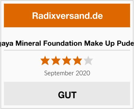 gaya Mineral Foundation Make Up Puder Test