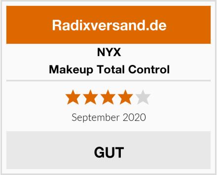 NYX Makeup Total Control Test