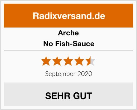 Arche No Fish-Sauce Test