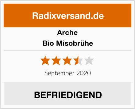 Arche Bio Misobrühe Test