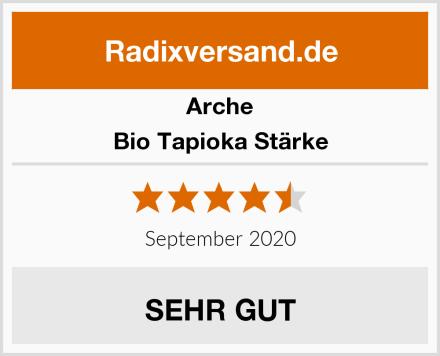 Arche Bio Tapioka Stärke Test