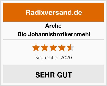 Arche Bio Johannisbrotkernmehl Test