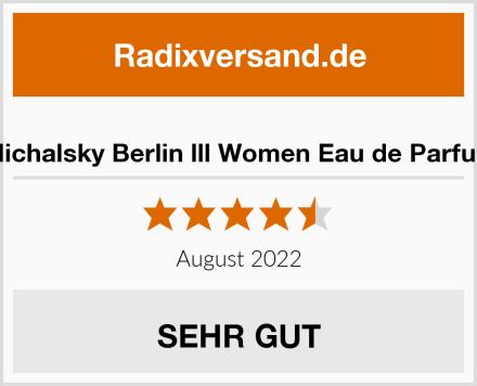 Michalsky Berlin lll Women Eau de Parfum Test