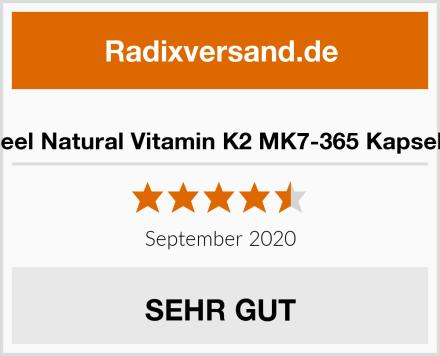 Feel Natural Vitamin K2 MK7-365 Kapseln Test