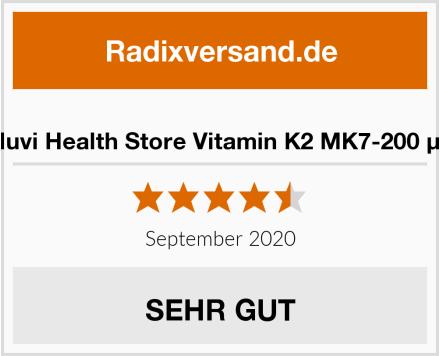 Nuvi Health Store Vitamin K2 MK7-200 µg Test