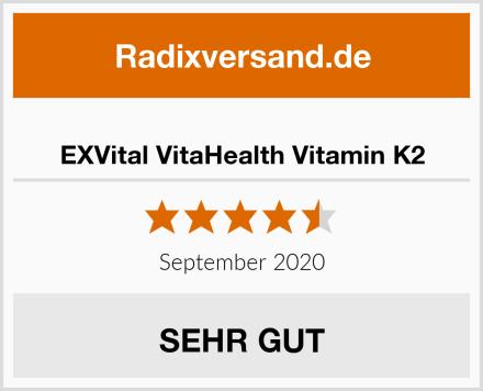 EXVital VitaHealth Vitamin K2 Test