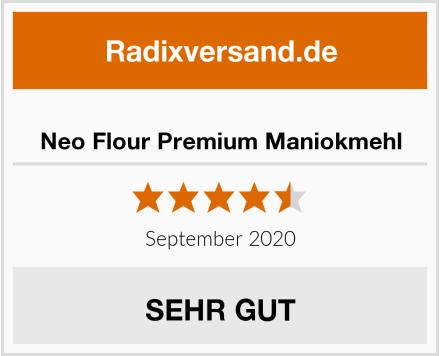 Neo Flour Premium Maniokmehl Test