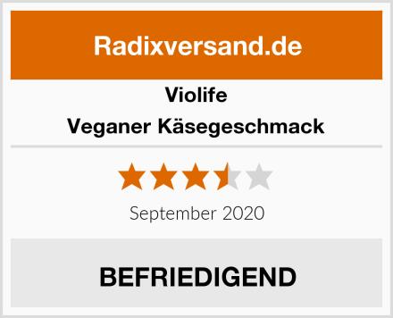 Violife Veganer Käsegeschmack Test