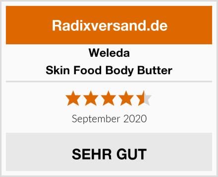 Weleda Skin Food Body Butter Test