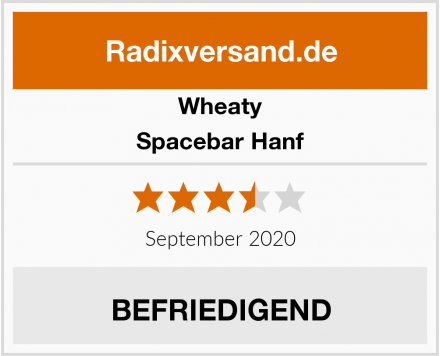 Wheaty Spacebar Hanf Test