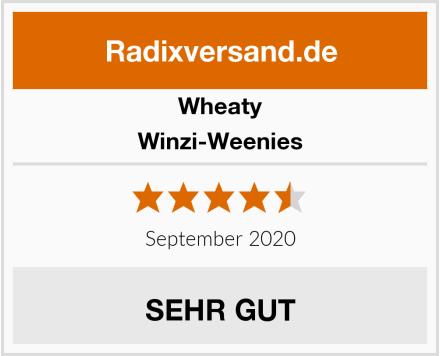 Wheaty Winzi-Weenies Test