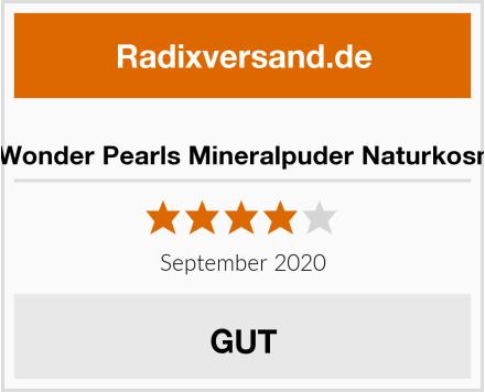 Age Attraction Wonder Pearls Mineralpuder Naturkosmetik (Farbton 1 Test