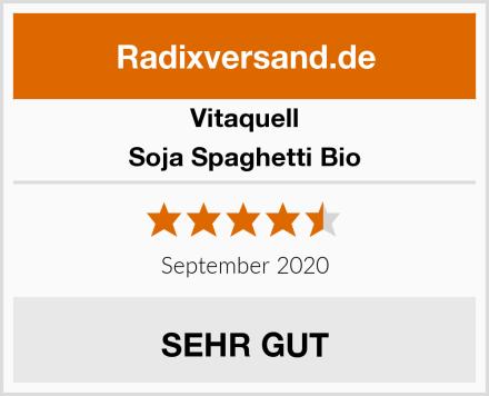 Vitaquell Soja Spaghetti Bio Test