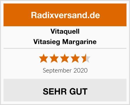 Vitaquell Vitasieg Margarine Test