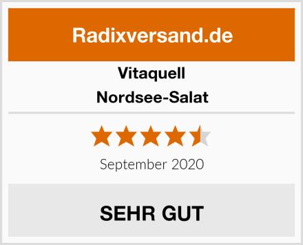 Vitaquell Nordsee-Salat Test