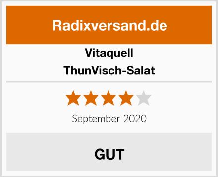Vitaquell ThunVisch-Salat Test