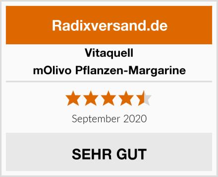 Vitaquell mOlivo Pflanzen-Margarine Test