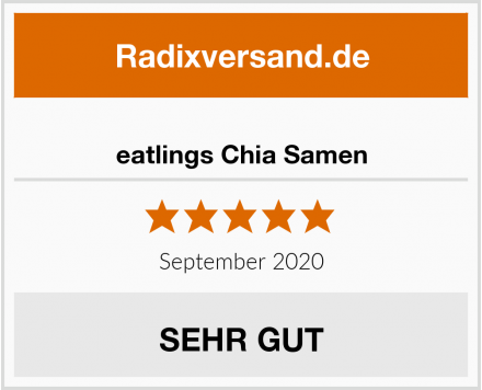 eatlings Chia Samen Test
