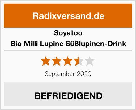 Soyatoo Bio Milli Lupine Süßlupinen-Drink Test