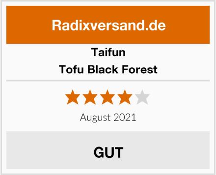 Taifun Tofu Black Forest Test