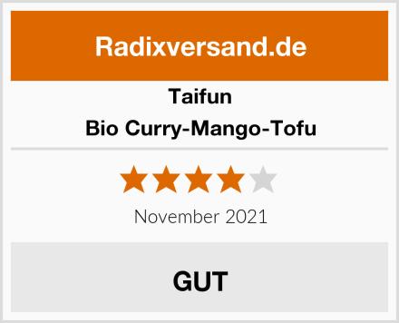 Taifun Bio Curry-Mango-Tofu Test
