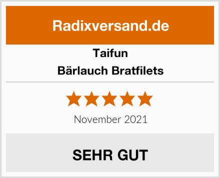 Taifun Bärlauch Bratfilets Test