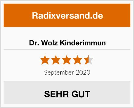 Dr. Wolz Kinderimmun Test
