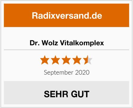 Dr. Wolz Vitalkomplex Test