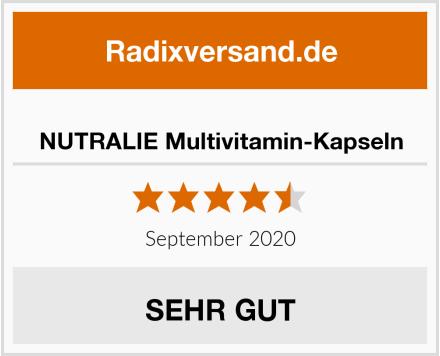NUTRALIE Multivitamin-Kapseln Test