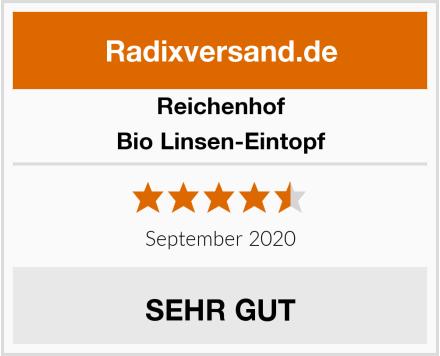 Reichenhof Bio Linsen-Eintopf Test