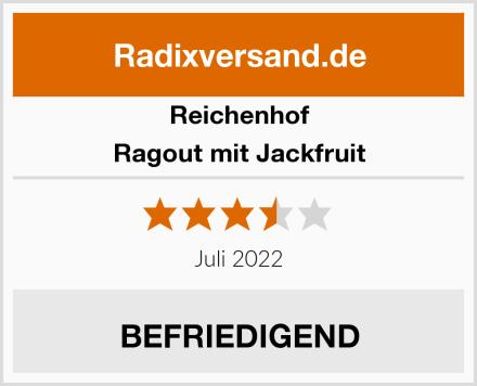 Reichenhof Ragout mit Jackfruit Test
