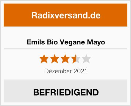 Emils Bio Vegane Mayo Test